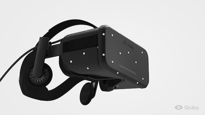 Oculus' Mind-Blowing New Prototype Is a Huge Step Toward Consumer VR | WIRED