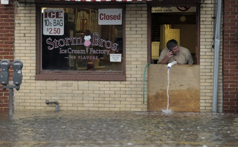 Hurricane Sandy Pictures – Business Insider