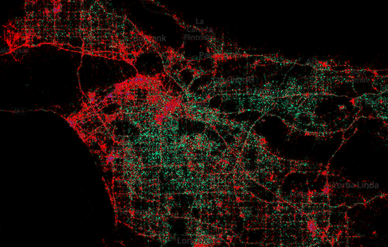 These Maps Prove That Rich People Love iPhones – Business Insider