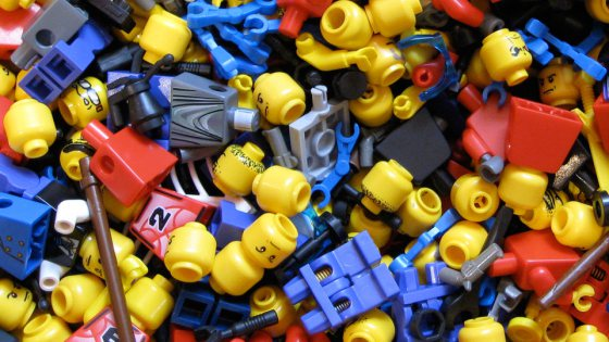 Why Lego Minifigures Have A Hole In Their Heads | Co.Design: business + innovation + design