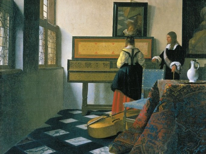 Vermeer's paintings might be 350 year-old color photographs – Boing Boing