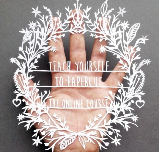 Teach yourself the art of paper cutting with this e-course | Graphic design | Creative Bloq