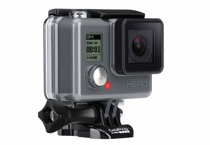 GoPro's New Entry-Level Hero Could Be The Category King | TechCrunch