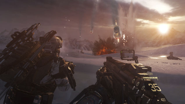 Call Of Duty: Advanced Warfare: The Kotaku Review