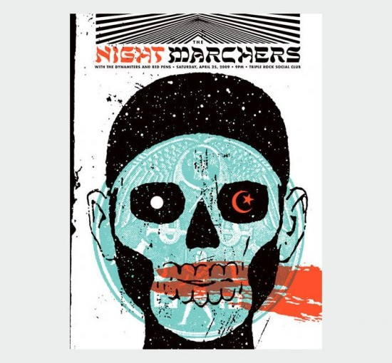 10 Tips On Mastering the Art of Creating Killer Gig Posters